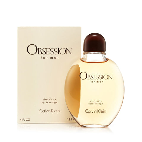 Calvin Klein Obsession After Shave Mens 4.0 oz.