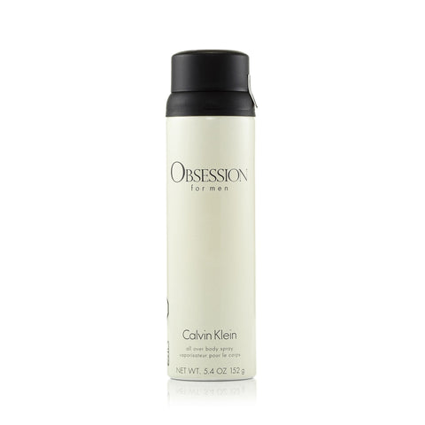Obsession Body Spray for Men by Calvin Klein 5.4 oz.