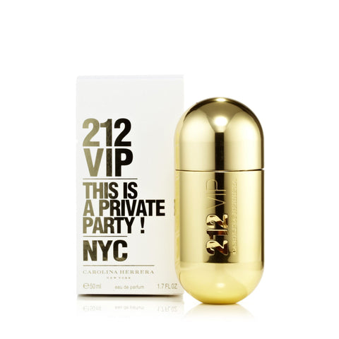 Carolina Herrera 212 Vip Eau de Parfum Womens Spray 1.7 oz.