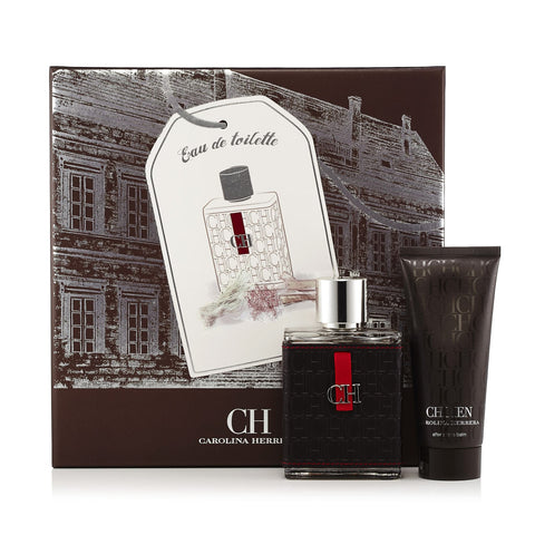 CH Gift Set for Men by Carolina Herrera 3.4 oz.