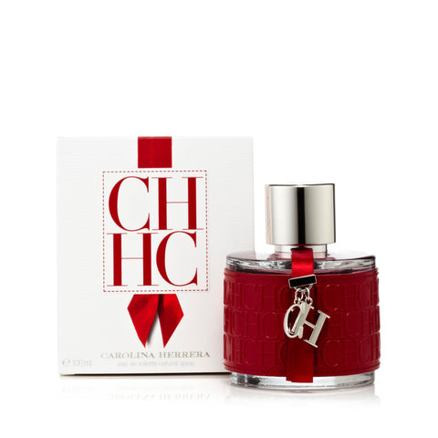 Carolina Herrera Ch Eau de Toilette Womens Spray 3.4 oz.image