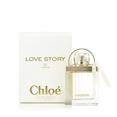 Love Story Eau de Parfum Spray for Women by Chloe 1.7 oz.