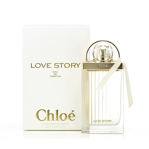 Love Story Eau de Parfum Spray for Women by Chloe 2.5 oz.