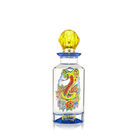 Ed Hardy Villian Eau de Toilette Spray for Men by Christian Audigier 4.2 oz.