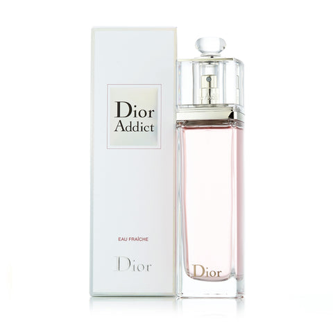 Addict Eau Fraiche Eau de Toilette Spray for Women by Dior 3.4 oz.