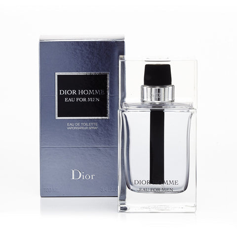 Dior Homme Eau Eau de Toilette Mens Spray 3.4 oz.