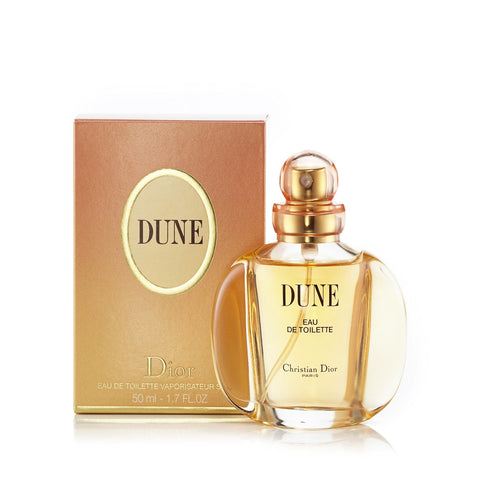 Dune Eau de Toilette Spray for Women by Dior 1.7 oz.