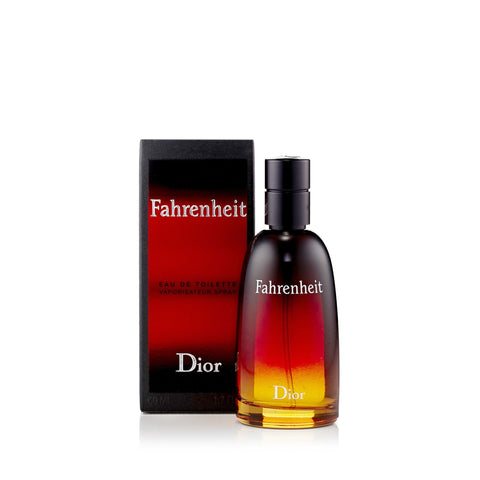 Fahrenheit Eau de Toilette Spray for Men by Dior 1.7 oz.