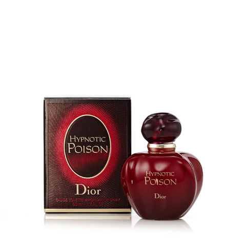 Hypnotic Poison Eau de Toilette Spray for Women by Dior 1.7 oz.