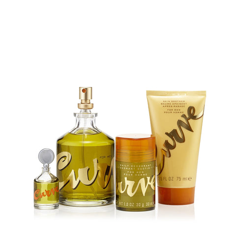 Curve Cologne Gift Set for Men by Claiborne