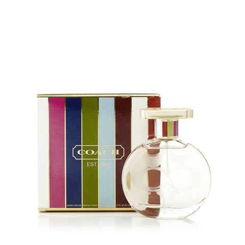 Coach Legacy Eau de Parfum Spray for Women by Coach 1.7 oz.
