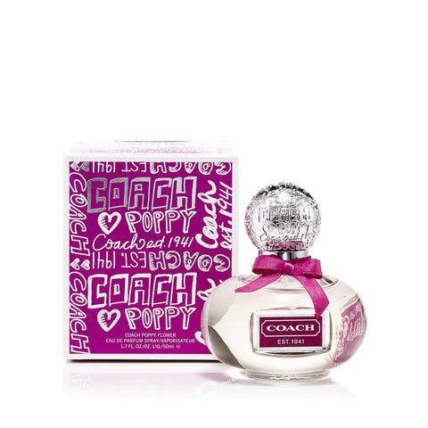 Fragrance outlet perfumes at best prices coach poppy flower eau de parfum womens spray 17 oz mightylinksfo