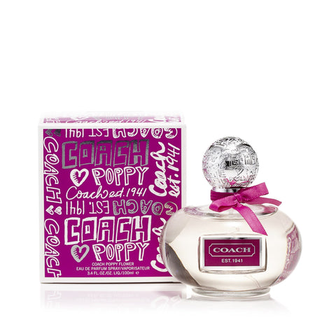 Fragrance outlet perfumes at best prices tester coach poppy flower eau de parfum womens spray 34 oz mightylinksfo