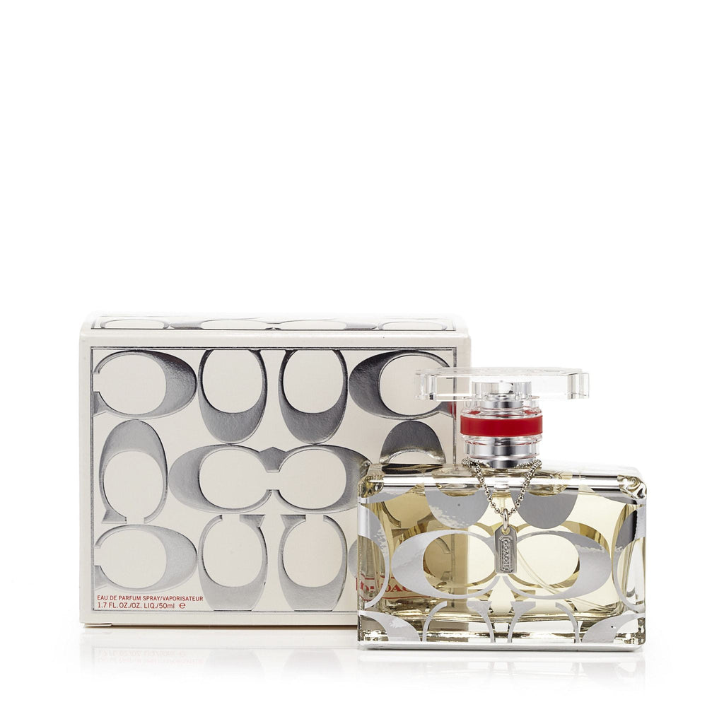 Signature Eau de Parfum Spray for Women by Coach 1.7 oz.