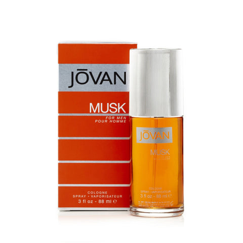 Coty Jovan Musk Cologne  Mens  3 oz.