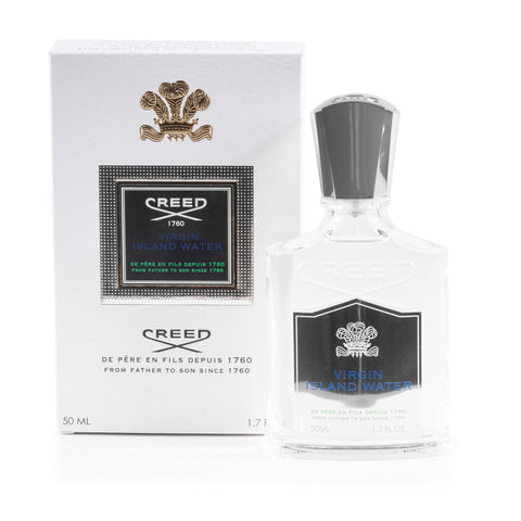 Virgin Island Water Eau de Parfum Spray for Men by Creed 1.7 oz.