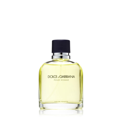 Dolce & Gabbana Eau de Toilette Spray for Men 4.2 oz.