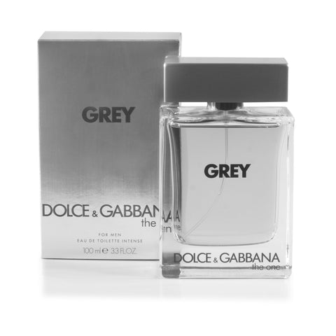 Grey Eau de Toilette Spray for Men by D&G 3.3 oz.