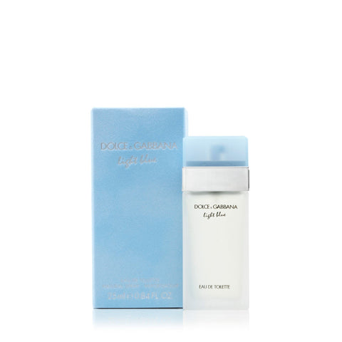 D&G Light Blue Eau de Toilette Womens Spray 0.84 oz.
