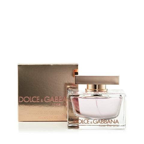 D&G Rose The One Eau de Parfum Womens Spray 2.5 oz.