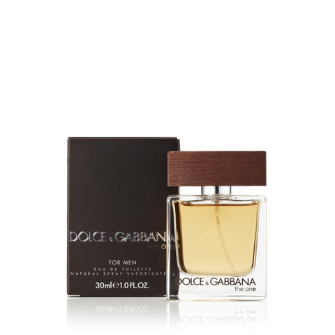 D&G The One Eau de Toilette Mens Spray 1.0 oz.