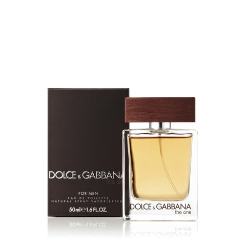 D&G The One Eau de Toilette Mens Spray 1.7 oz.image