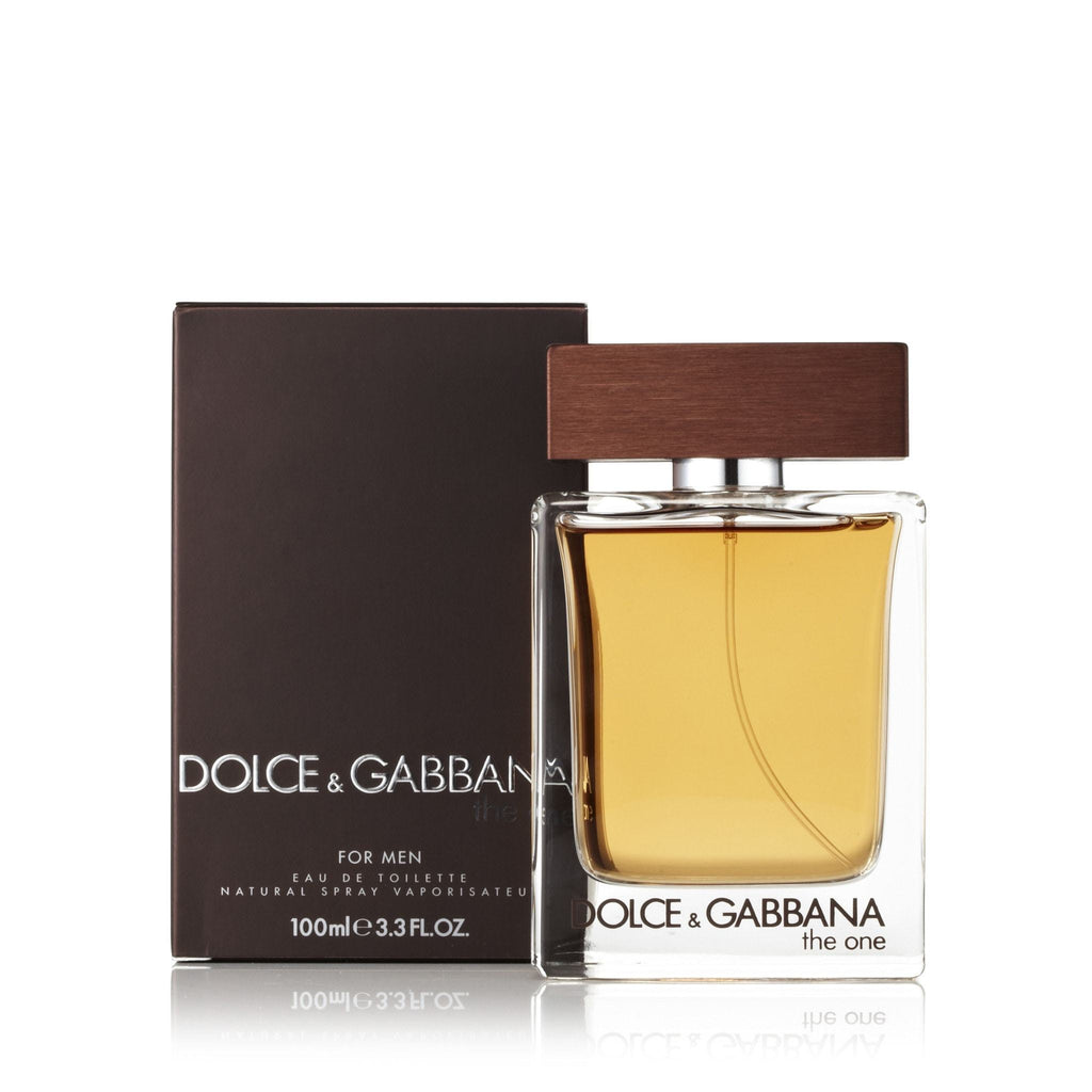D&G The One Eau de Toilette Mens Spray 3.3 oz.