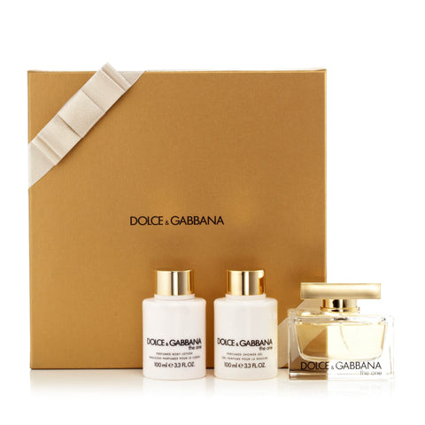 D&G The One Gift Set Womens 3.4 oz.
