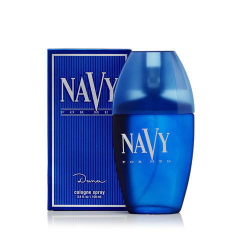 Navy Cologne Spray for Men by Dana 3.4 oz.