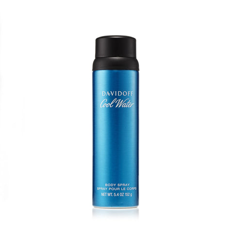 Davidoff Cool Water Body Spray Mens  5.4 oz.