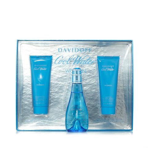 Cool Water Set for Women by Davidoff 3.4 oz.