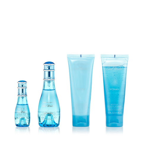 Cool Water Gift Set for Women by Davidoff 1.7 oz.