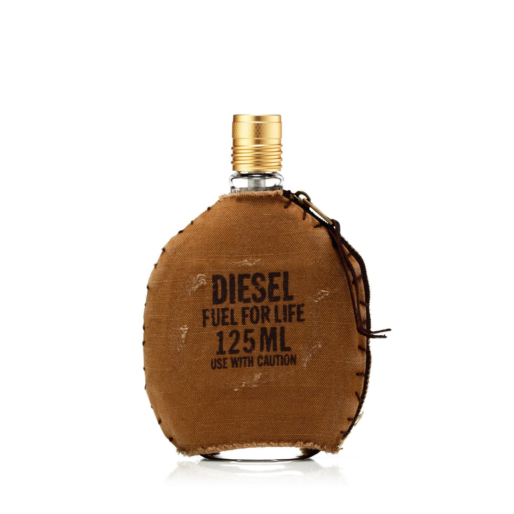 Diesel Fuel For Life Eau de Toilette Mens Spray 4.2 oz.
