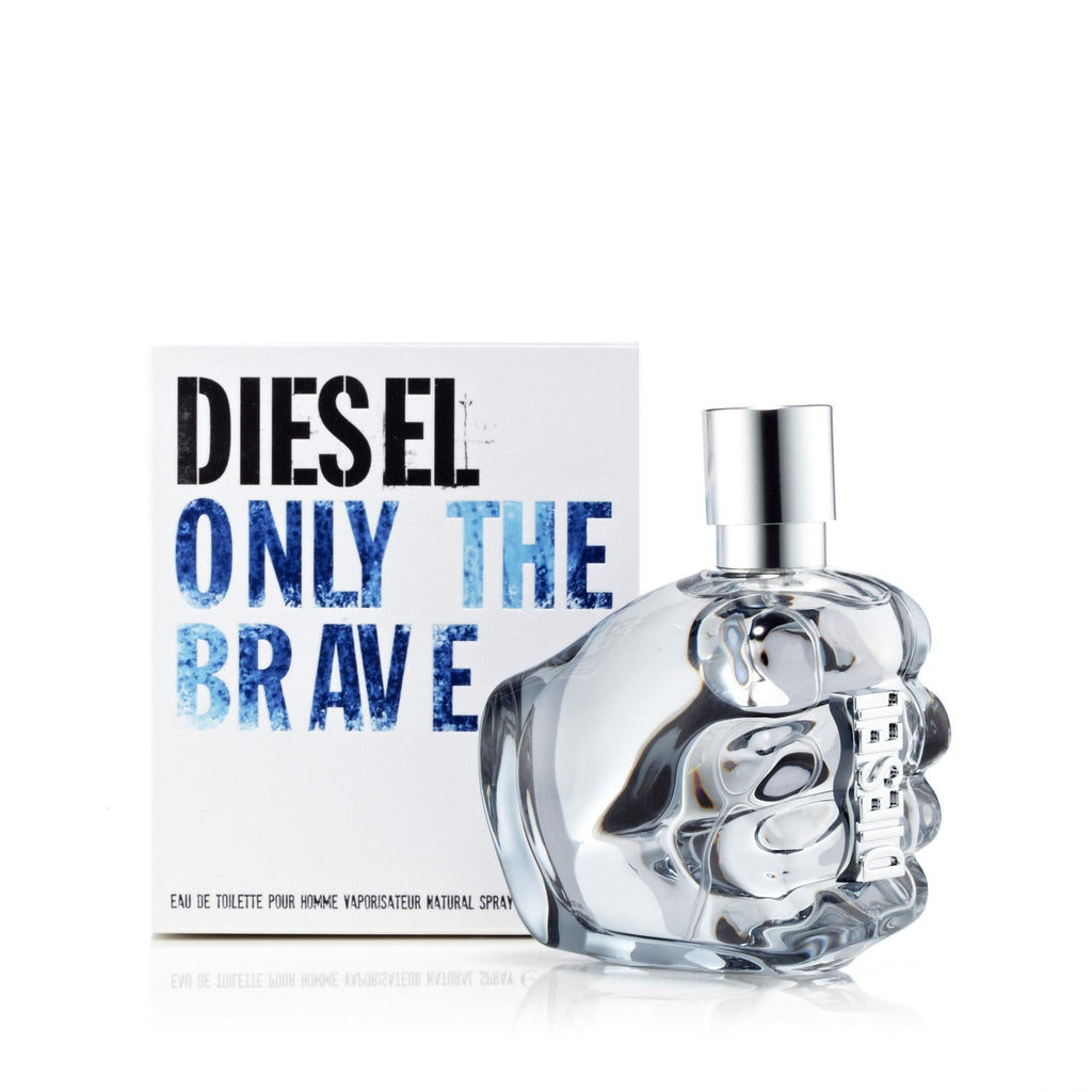 Diesel Only The Brave Eau de Toilette Mens Spray 2.5 oz.