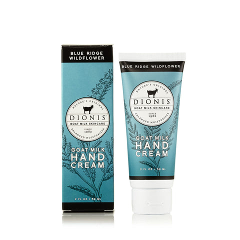 Blue Ridge Wildflower Hand Cream by Dionis 2 oz.