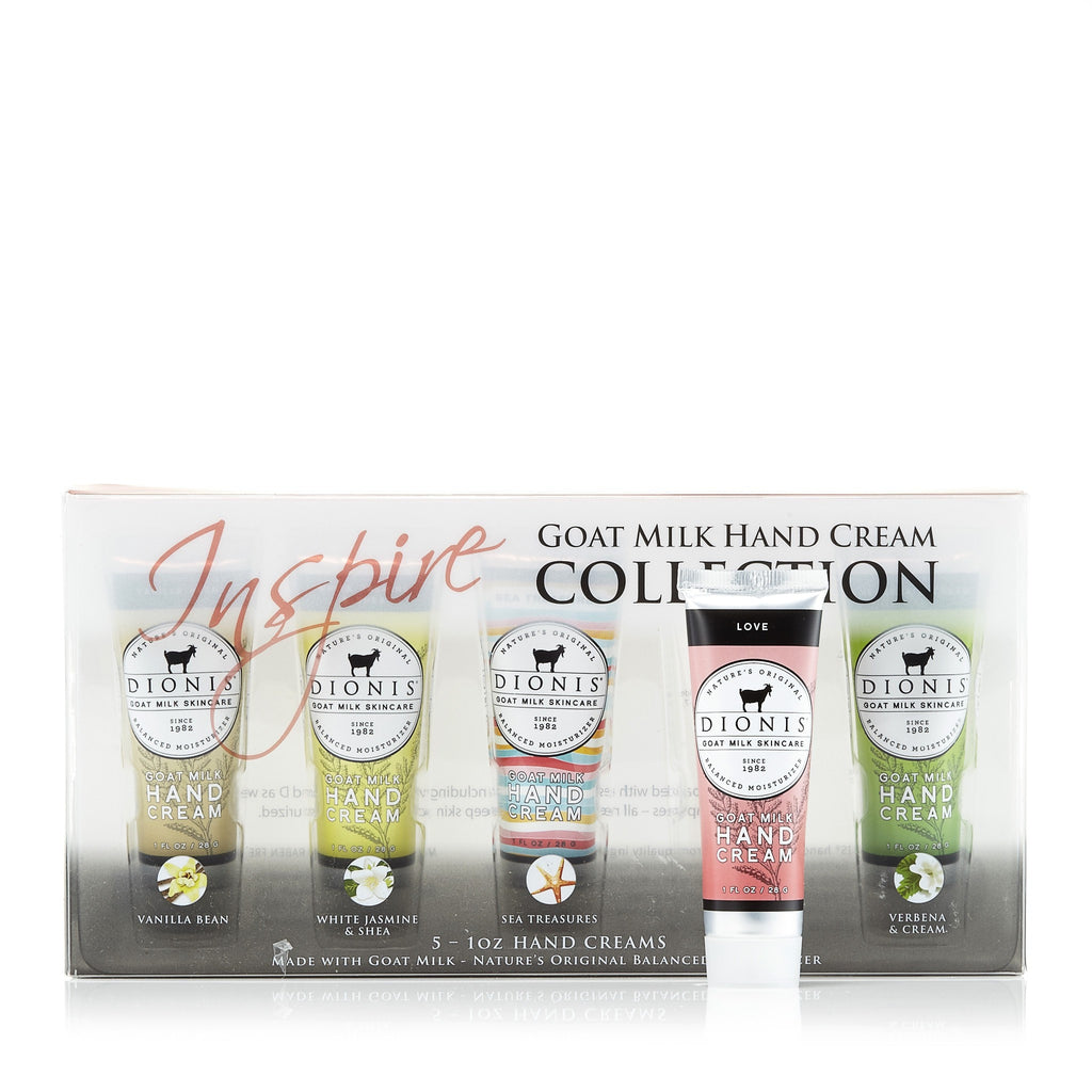 Inspire Hand Cream Gift Set by Dionis 1.0 oz. Each