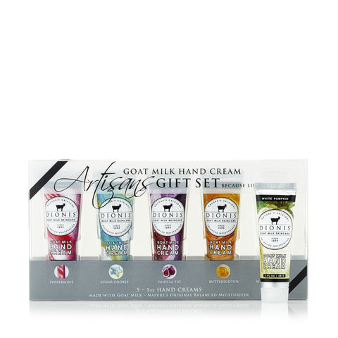 Hand Cream Gift Set by Dionis 1 oz. X 5