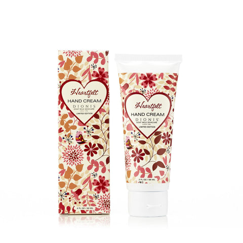 Heartfelt Hand Cream by Dionis 2.0 oz.