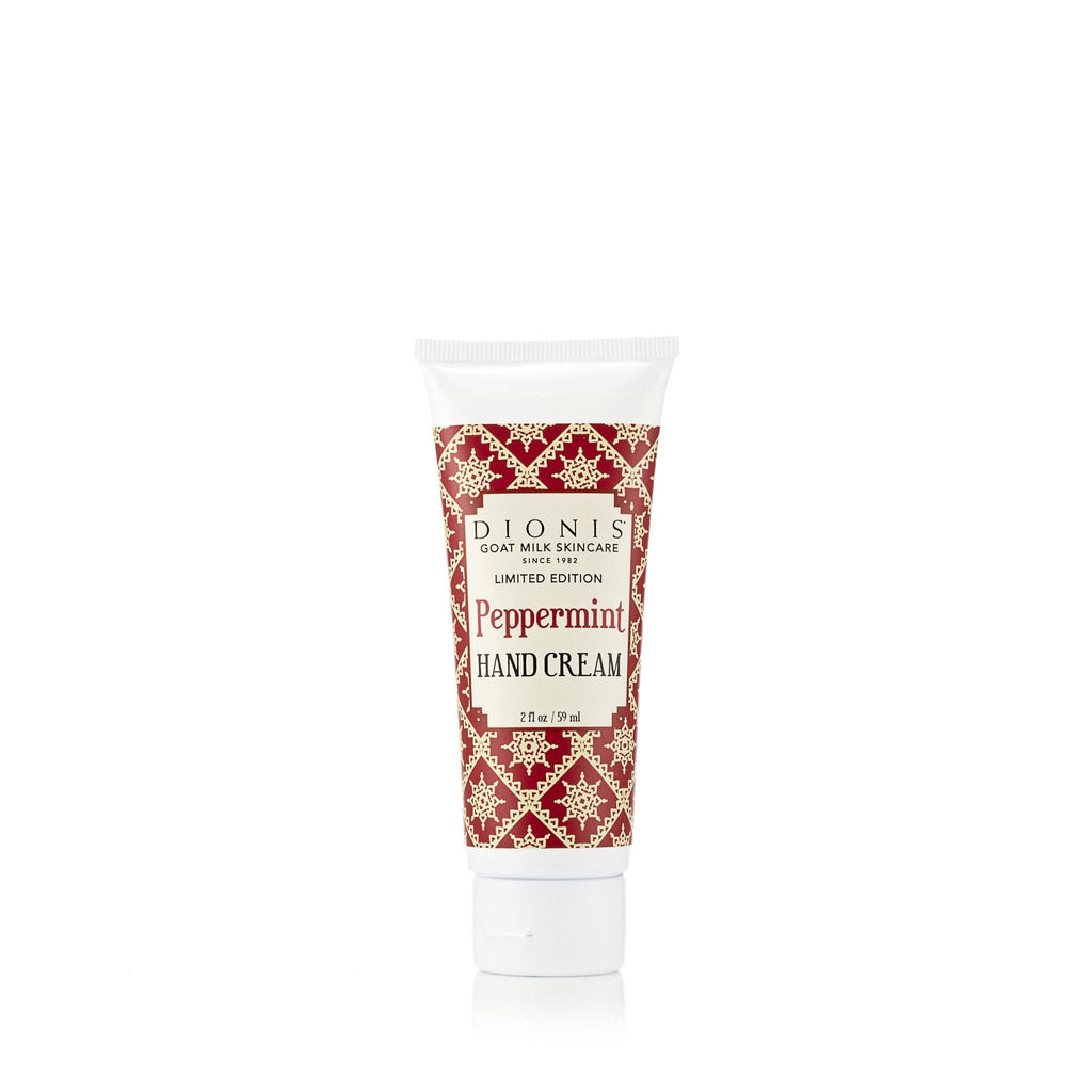 Peppermint Hand Cream by Dionis 2.0 oz.
