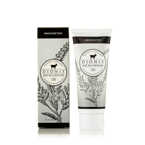 Unscented Hand Cream by Dionis 2 oz.