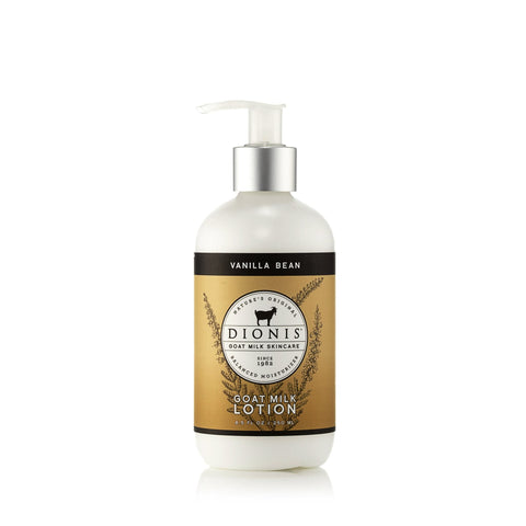 Vanilla Bean Body Lotion by Dionis 8.5 oz.