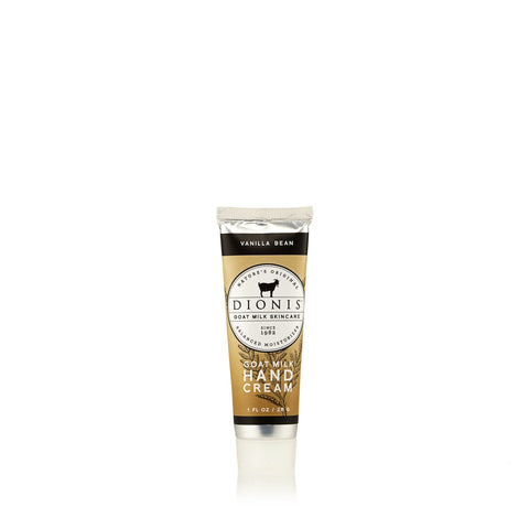 Vanilla Bean Hand Cream by Dionis 1 oz.