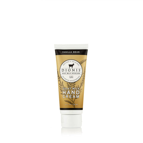Vanilla Bean Hand Cream by Dionis 2 oz.