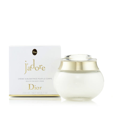 J'Adore Body Cream for Women by Dior 6.7 oz.