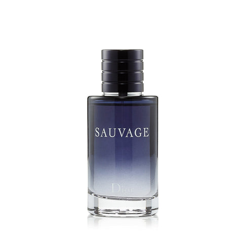 Sauvage Eau de Toilette Spray for Men by Dior 3.4 oz.