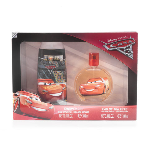 Cars Gift Set for Boys by Disney 3.4 oz.