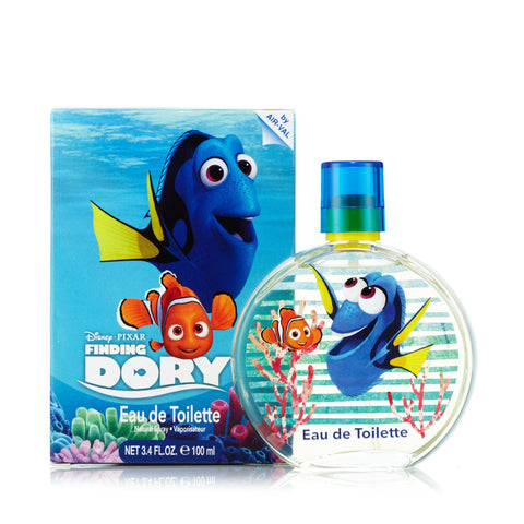Finding Dory Eau de Toilette Spray for Girls by Disney 3.4 oz.