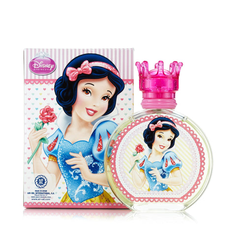 Snow White Eau de Toilette Spray for Girls by Disney 3.4 oz.