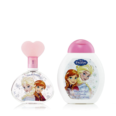 Frozen Eau de Toilette Gift Set for Girls by Disney 3.4 oz.