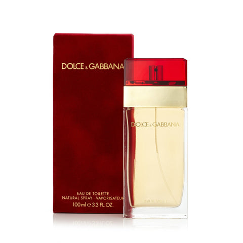 Dolce & Gabbana Eau de Toilette Spray for Women by D&G 3.3 oz.